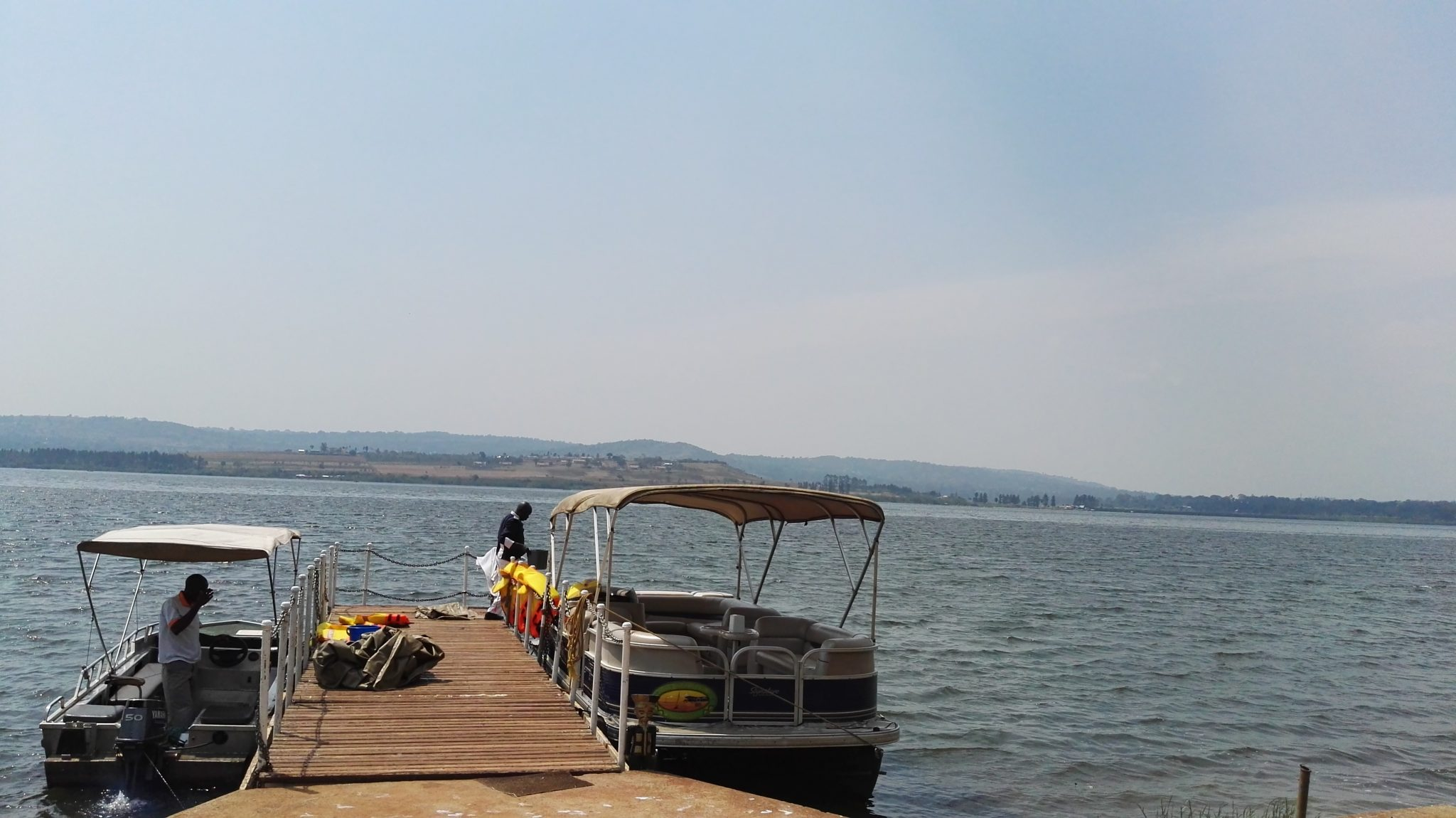 View of The Nile from Jinja Sailing Club..jpg