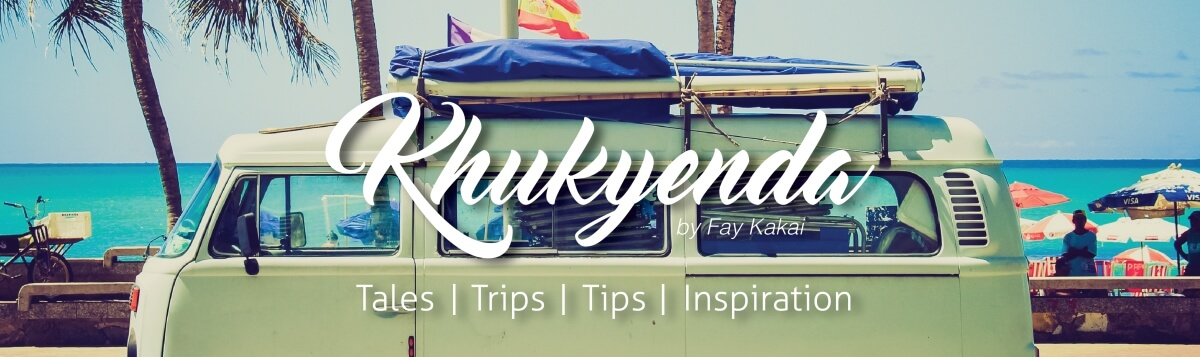 Khukyenda │travel│